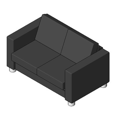 Sofa - Boss Design - Boxer Loveseat