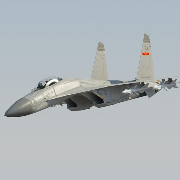 max plaaf flanker fighter
