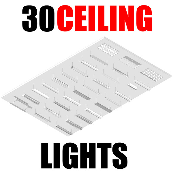 30 Ceiling Lights