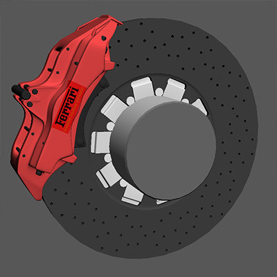 3d car wheel pirelli zero model - car WHEEL pirelli zero nero TIRE... by radoxist
