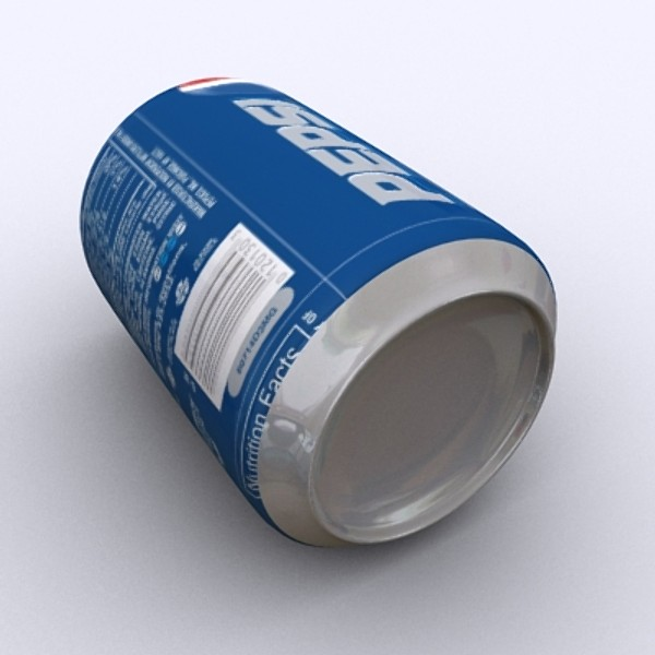 pepsi - max - Soda Can - Pepsi... by PixelKiwi