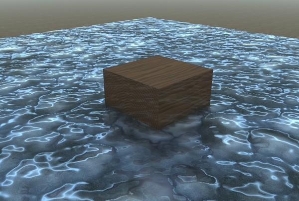 Water Materials for Cinema 4D