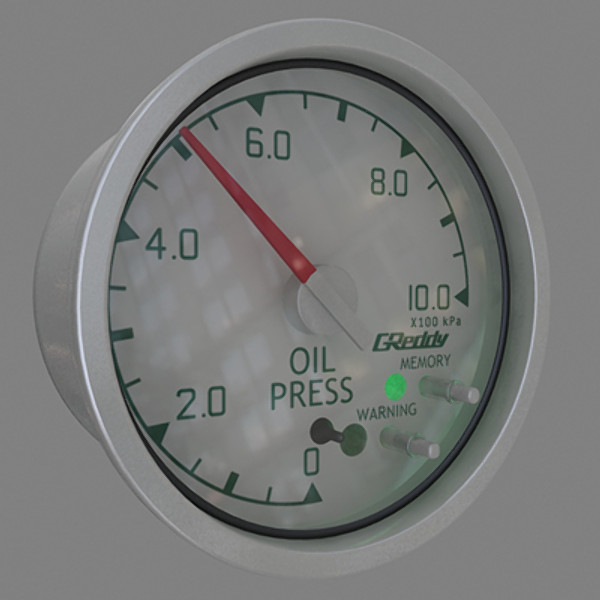 3ds max gauge boost exhaust - gauge_pack... by redline_or_nothing