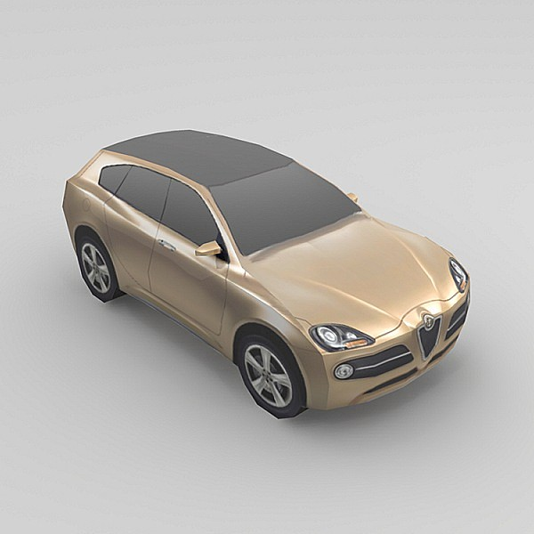 car alfa romeo kamal 3ds
