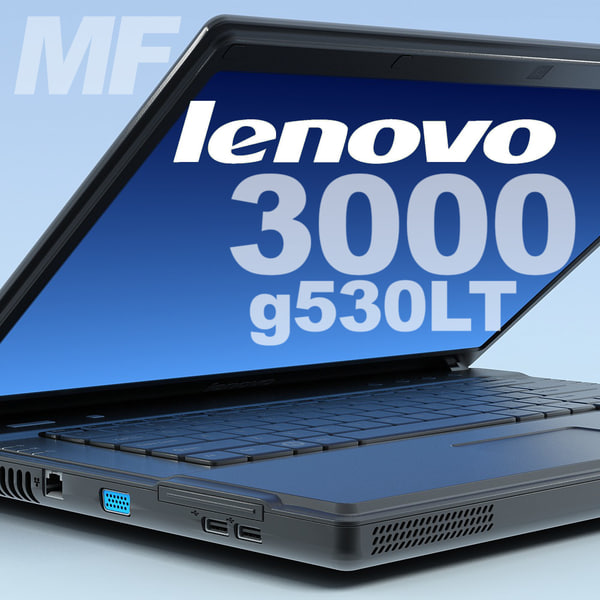 Notebook LENOVO 3000G530LT MF