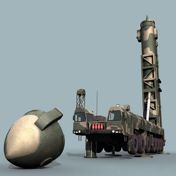 russian ss-25 sickle 3ds - SS-25 Sickle... by Alex Kontz