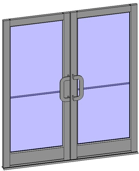 Curtainwall_Door_(Double)