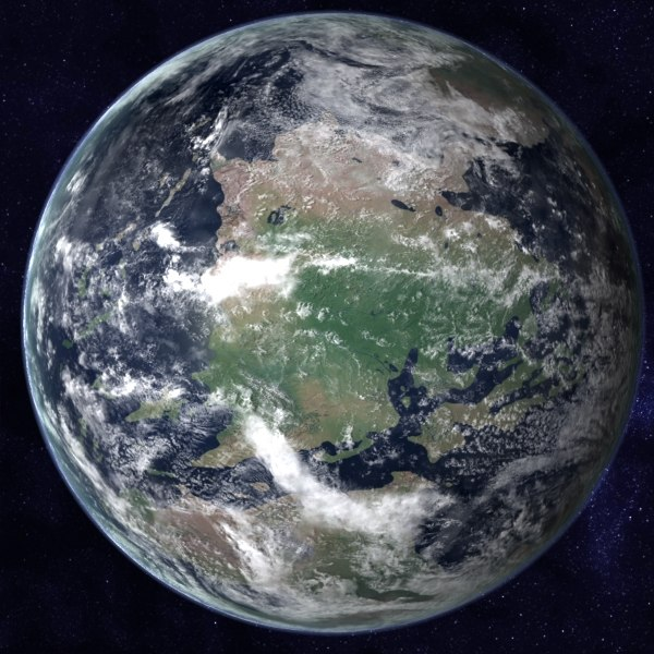 3ds max mississippian earth - Mississippian Earth... by MichaelTaylor3D