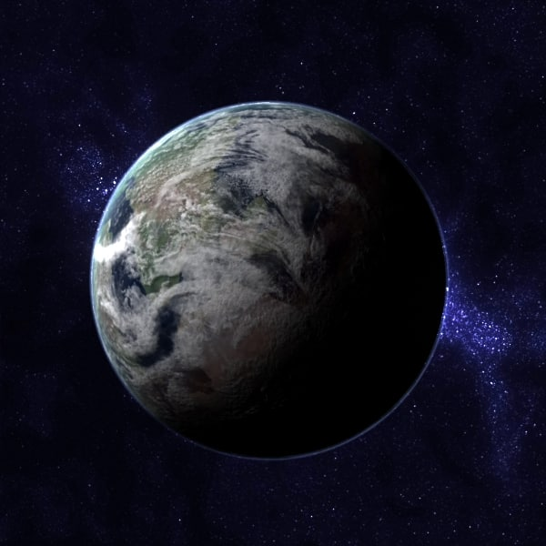 cretaceous earth middle max - Middle Cretaceous Earth (2)... by MichaelTaylor3D
