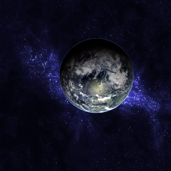 3dsmax silurian earth - Silurian Earth... by MichaelTaylor3D