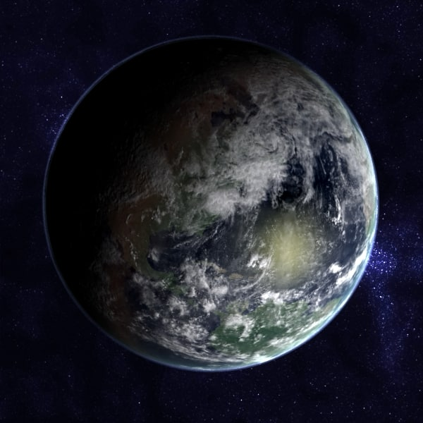 miocene earth max - Miocene Earth... by MichaelTaylor3D