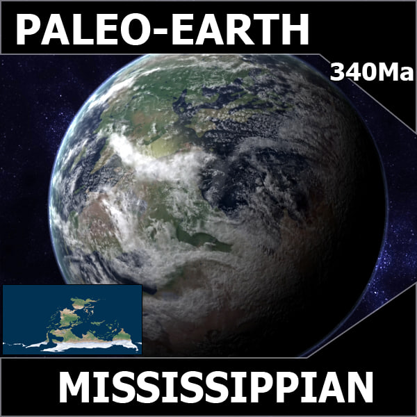 Mississippian Earth