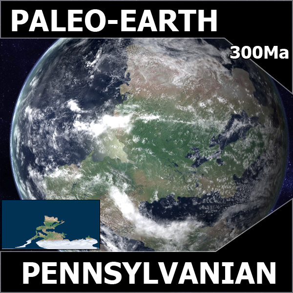 max pennsylvanian pennsylvania earth - Pennsylvanian Earth... by MichaelTaylor3D