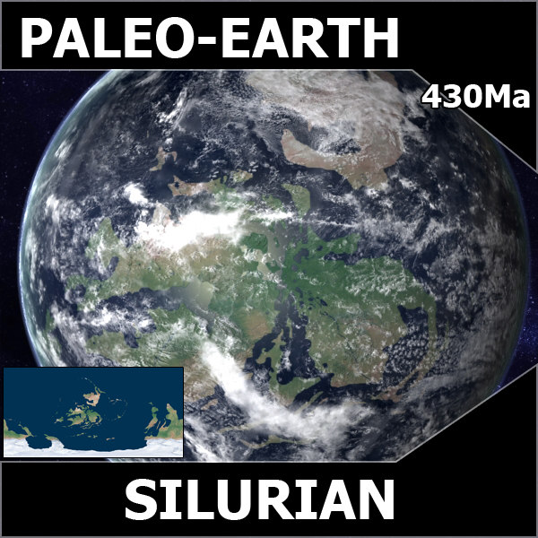 3dsmax silurian earth