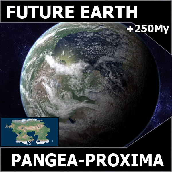 Future Earth - Pangea Proxima