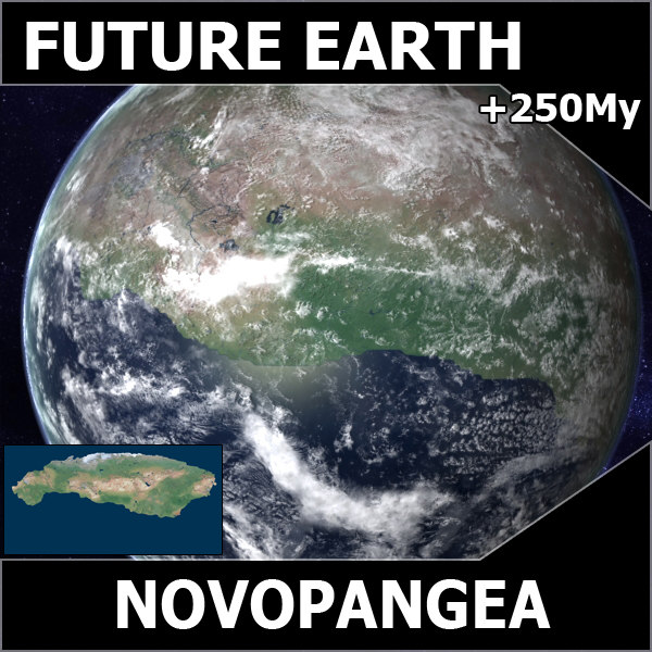 Future Earth - Novopangea
