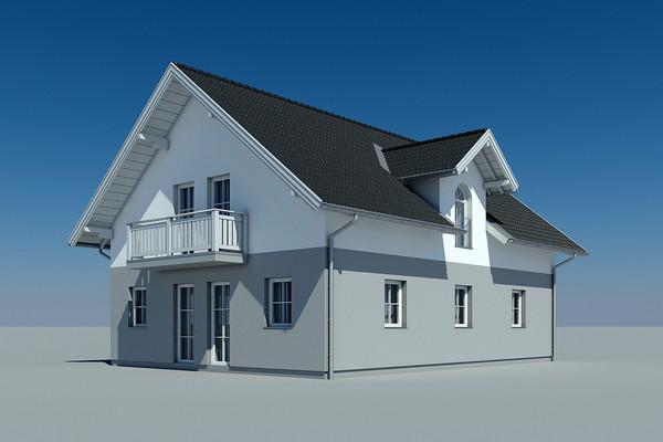 architectural elements houses 3d max - Architectural Elements... by mmvis