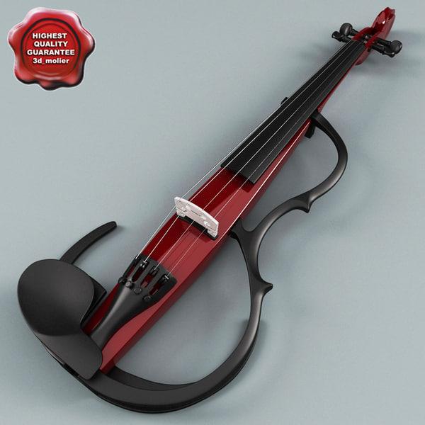 Yamaha SV-150 Silent Violin