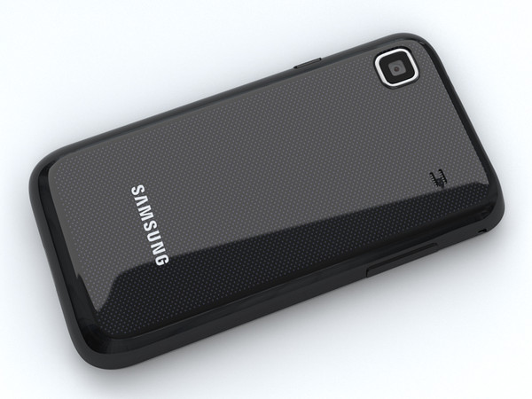 3ds samsung i9003 galaxy sl - Samsung I9003 Galaxy SL... by cgmobile