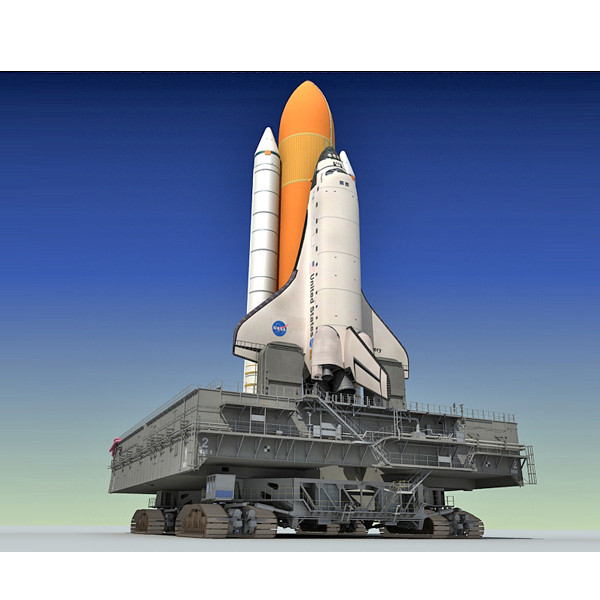 NASA Shuttle Launch Pad