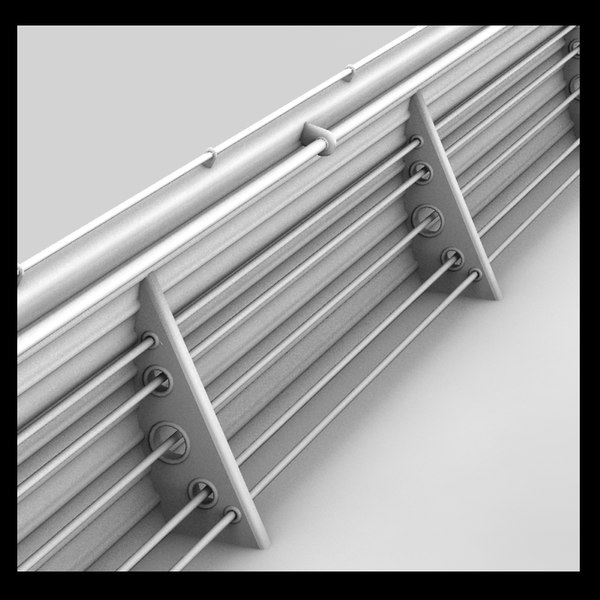 Ship Metal Handrail