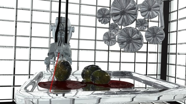 3dsmax robot device - Labority... by Insect.Digital.Alchemy