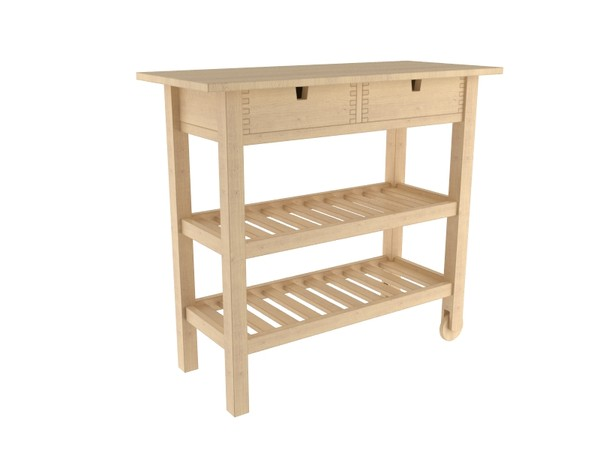 Ikea Forhoja Kitchen Carts