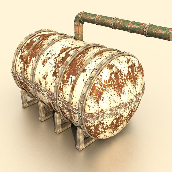 3d model tanks - tanks collection textured... by Litarvan