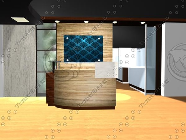 3d office model - office (2)... by dsmlal