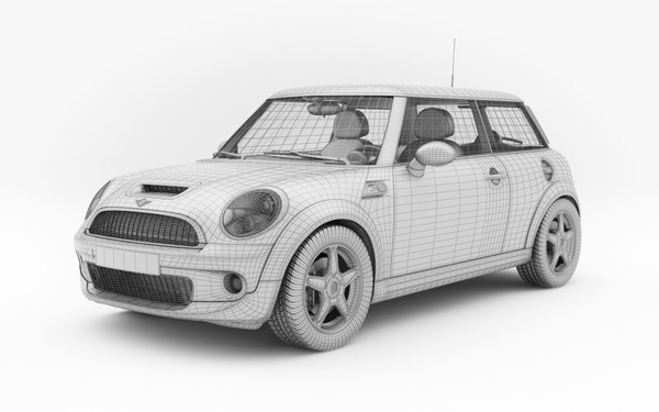 3d cars 5 model - HDModels Cars vol. 5... by evermotion