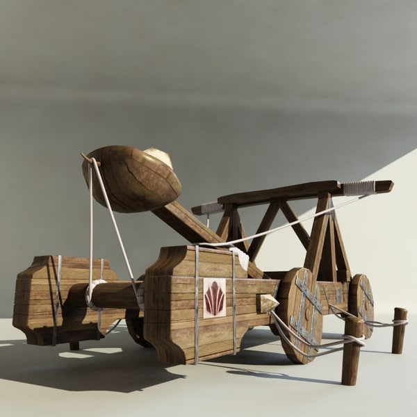 catapult artillary obj - Catapult A... by happyyyy