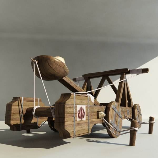 Catapult Animated F