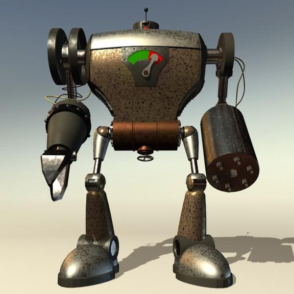 Robo the killer
