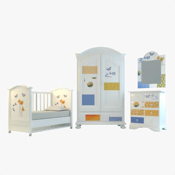 Pedretti Balocchi suite baby