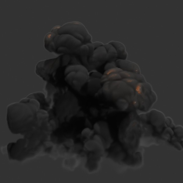 fume fx flamethrower explosions 3d model - FumeFX Mega Pack... by Insect.Digital.Alchemy