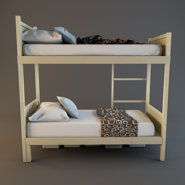 bed children max - Bed_for_children... by kotiss