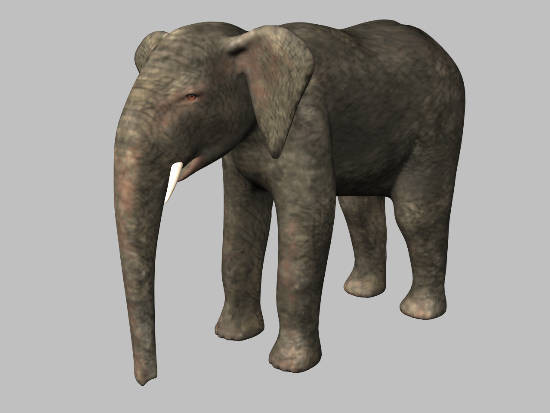 3d model animals 3d: - DOSCH 3D: Animals... by Dosch Design