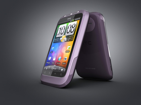 3d htc wildfire s model - HTC Wildfire S... by Swan3DStudios