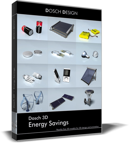 3d max energy savings dosch - DOSCH 3D - Energy Savings... by Dosch Design