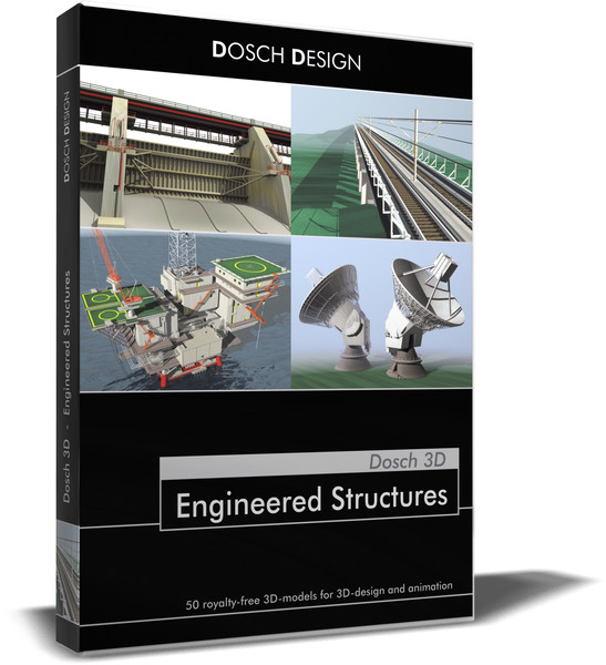 3d engineered structures - DOSCH 3D - Engineered Structures... by Dosch Design
