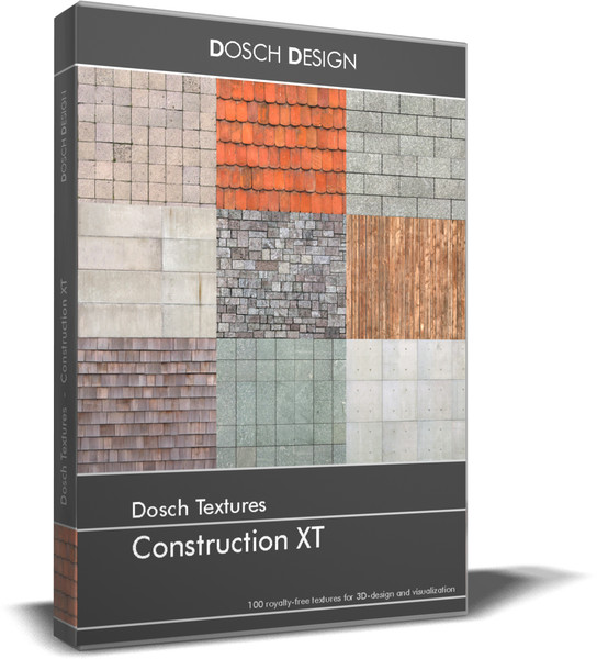 DOSCH Textures - Construction XT