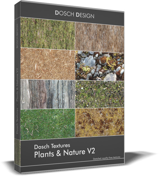 DOSCH Textures - Plants & Nature V2