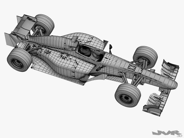 Formula  Car Design Pdf