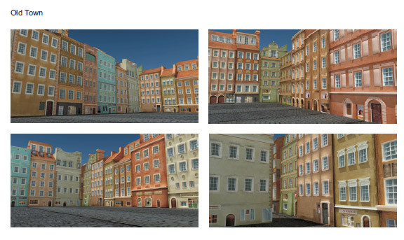 city scenes 3d max - DOSCH 3D - City Scenes... by Dosch Design