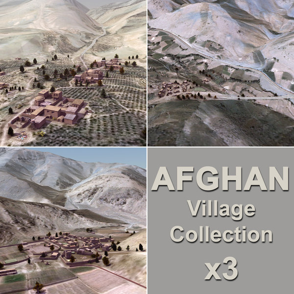Afghan Village Collection