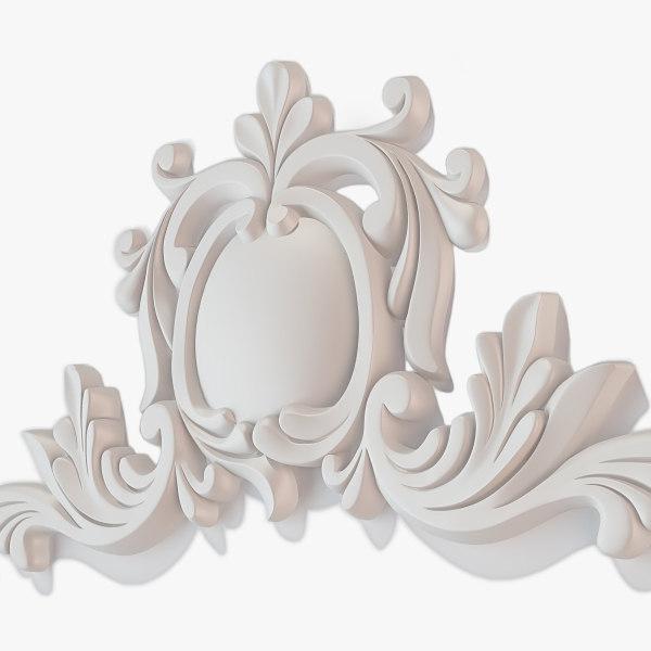 Molding e36 Cartouch