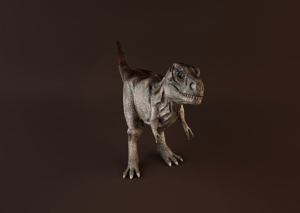 3d model t-rex - T-rex... by Kalhunster