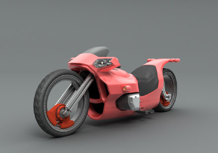 3d model future vehicle dosch - DOSCH 3D - Future Vehicles... by Dosch Design