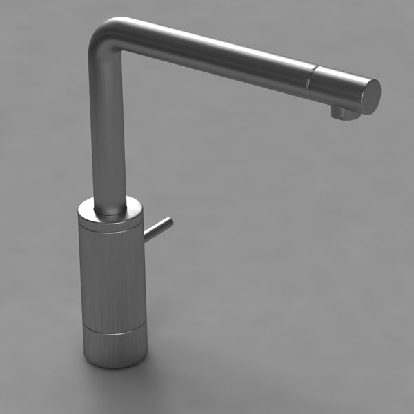 mixer tap stainless max