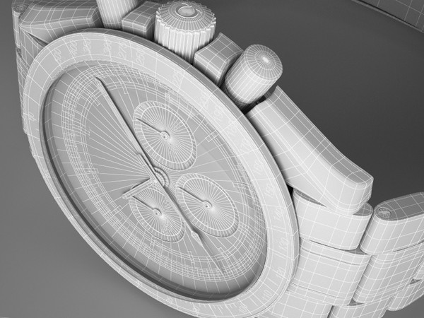 omega speedmaster watches 3ds - Omega Speedmaster... by VisuArt3D
